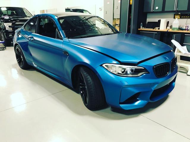 BMW M2 Laser Jammers
