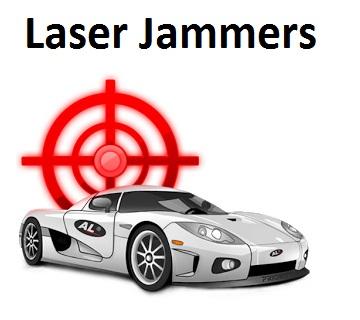 Laser Jammer Installs